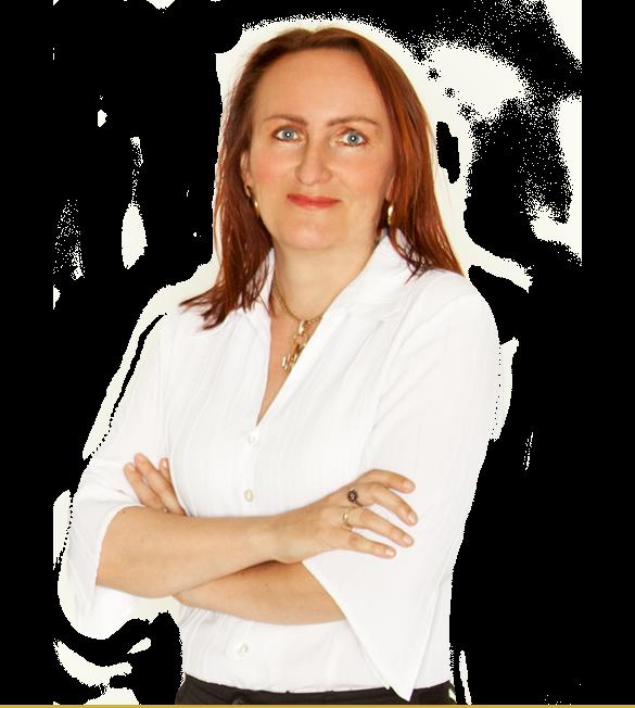 Kouč, poradce a mentor Tereza Hoffmannová